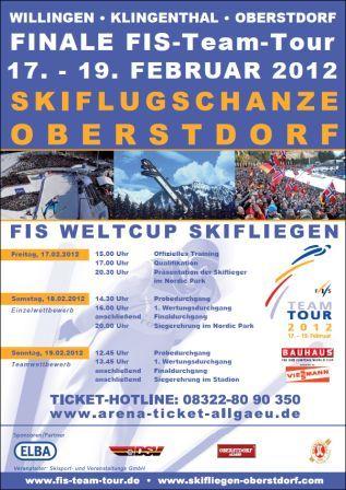 4 Schanzen Tournee 2021 Oberstdorf